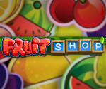 200 free spins på Fruit Shop